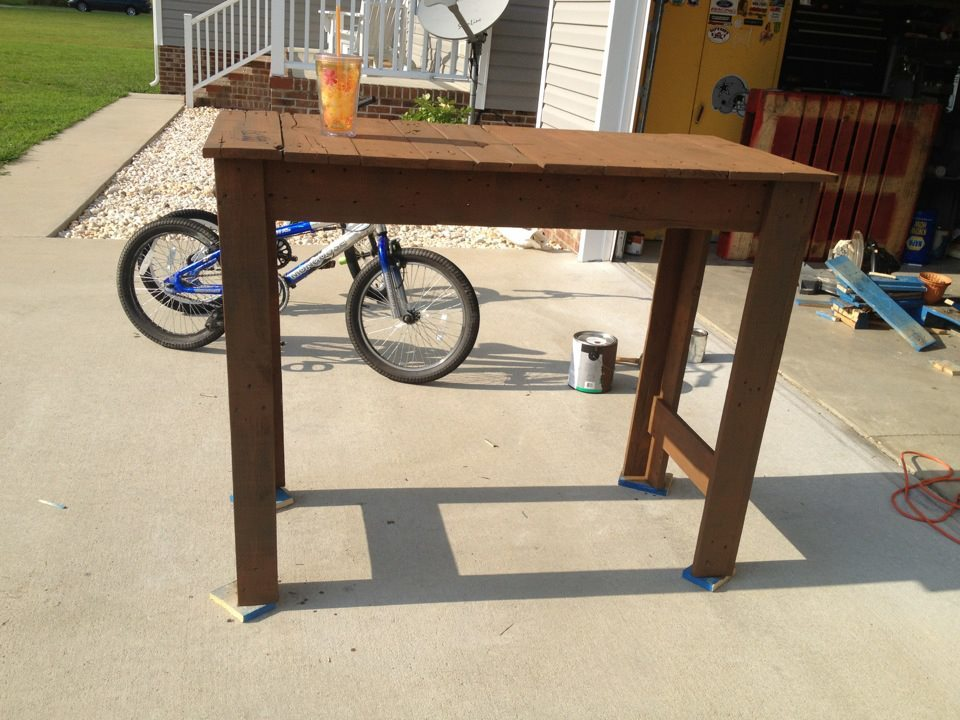 Entryway Table Plans
