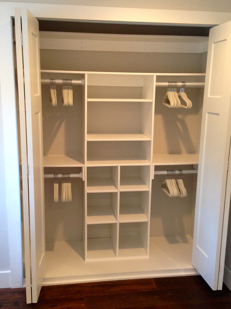 Do It Yourself Home Design: Just My Size Closet - DIY Projects