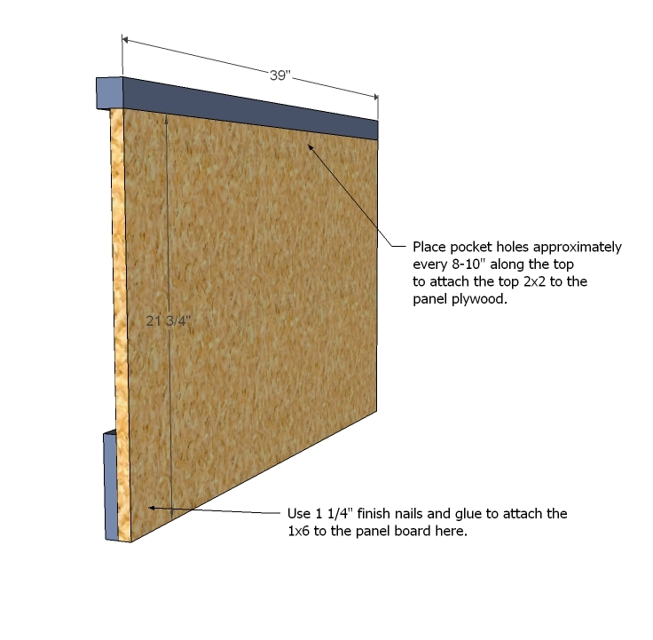 ... Bunk System - Top Bunk   Free and Easy DIY Project and Furniture Plans