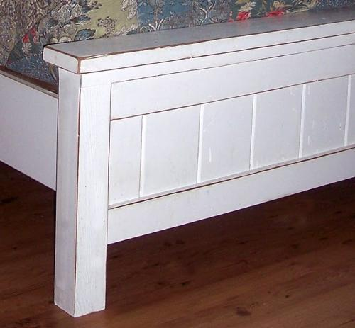 Ana White Farmhouse Bed Queen Sized Diy Projects