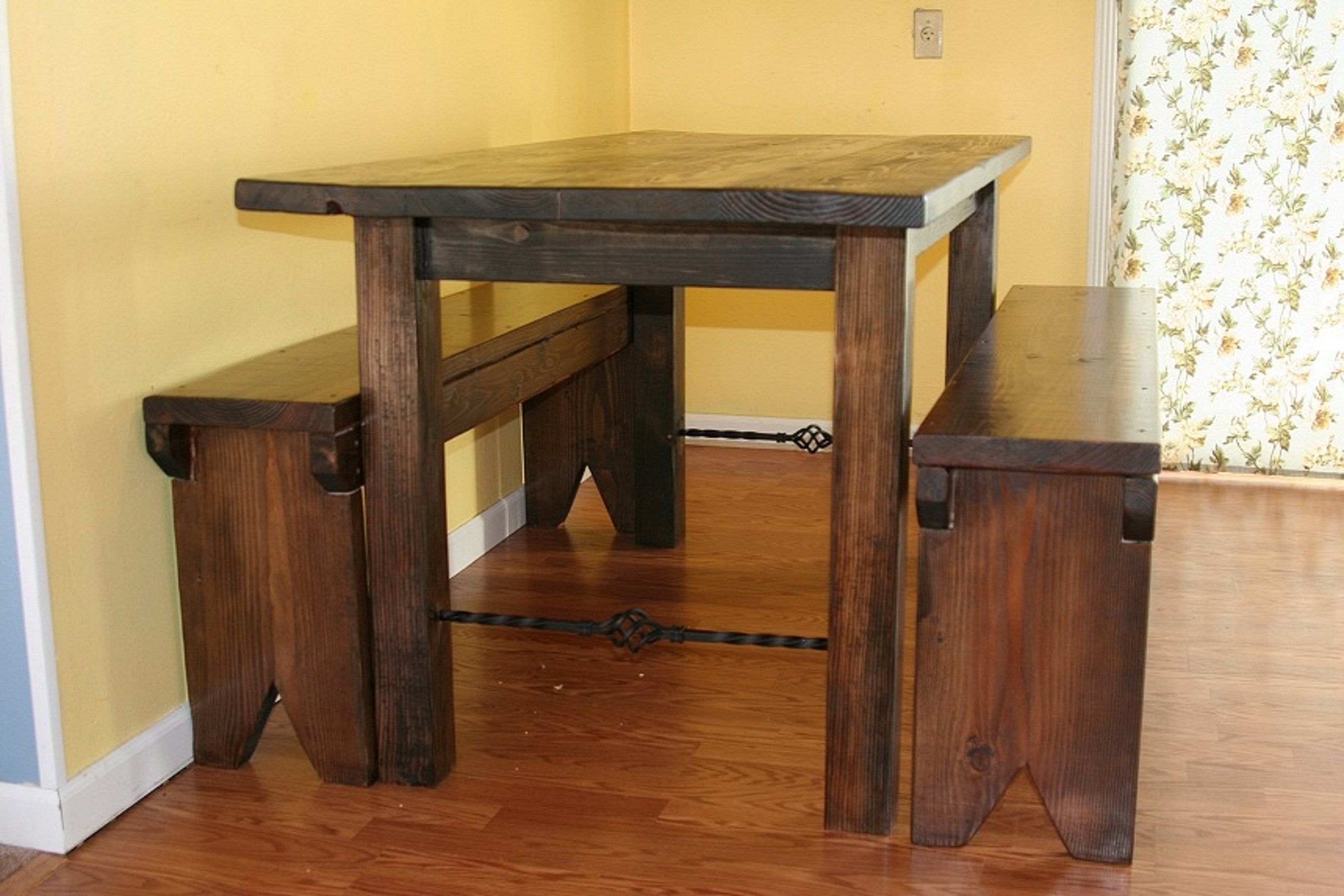 dining room bench woodworking plans