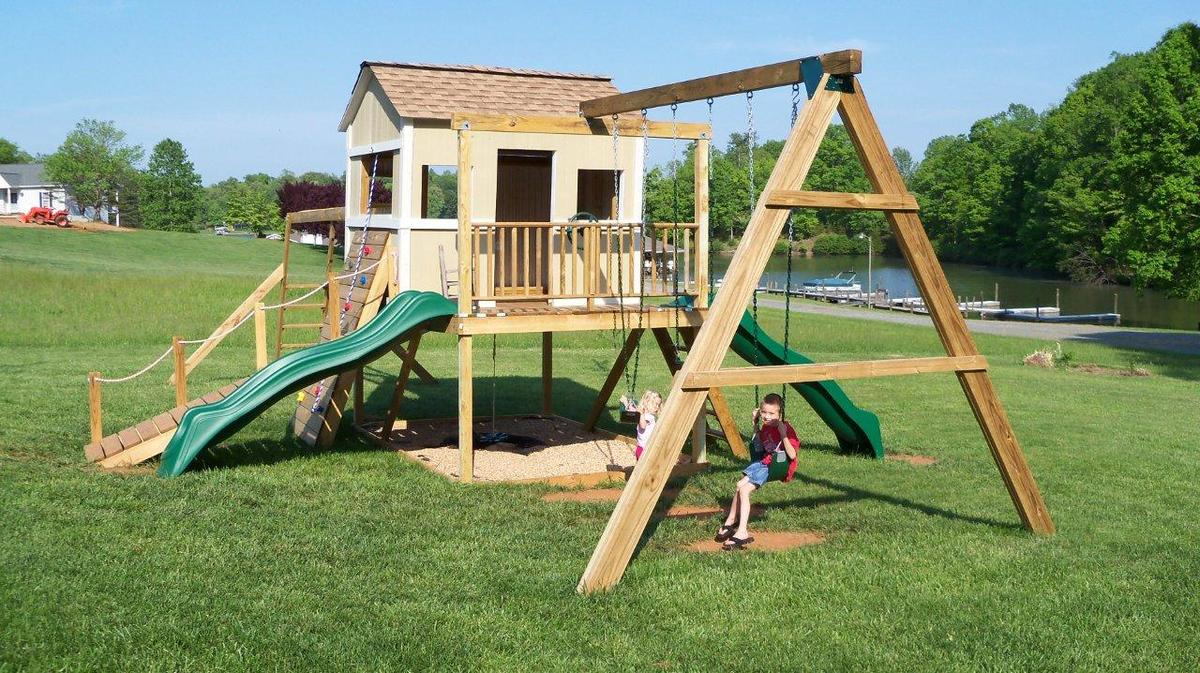 kids club house plans