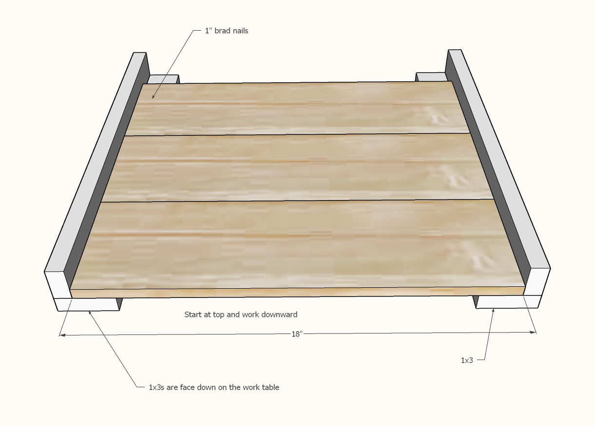 diy planter box step 2