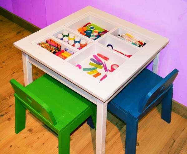 Child's Play Table Plans