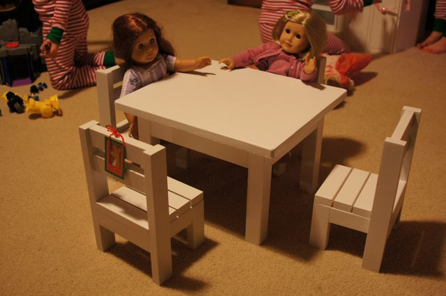 18 doll furniture plans