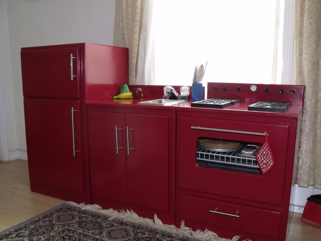 special dollhouse kitchen furniture 1x12. play kitchen with warming drawer by fuschia special dollhouse furniture 1x12 e