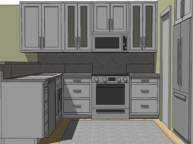 3154803388_1325098917 804×601 Pixels | For The Future Home!!! |  Pinterest | Kitchen Cabinet Layout And Kitchens