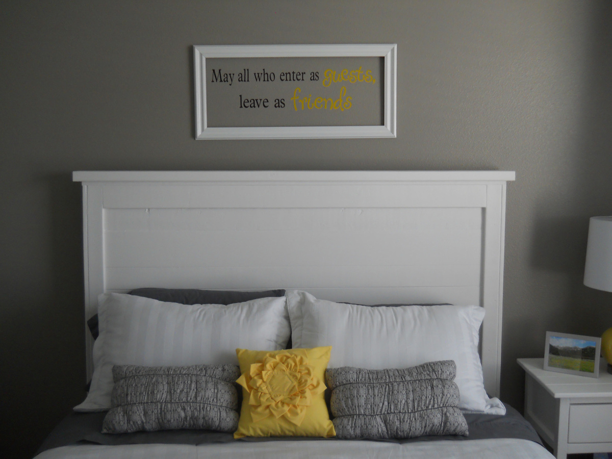 Ana White | Reclaimed-Wood Headboard, Queen - DIY Projects