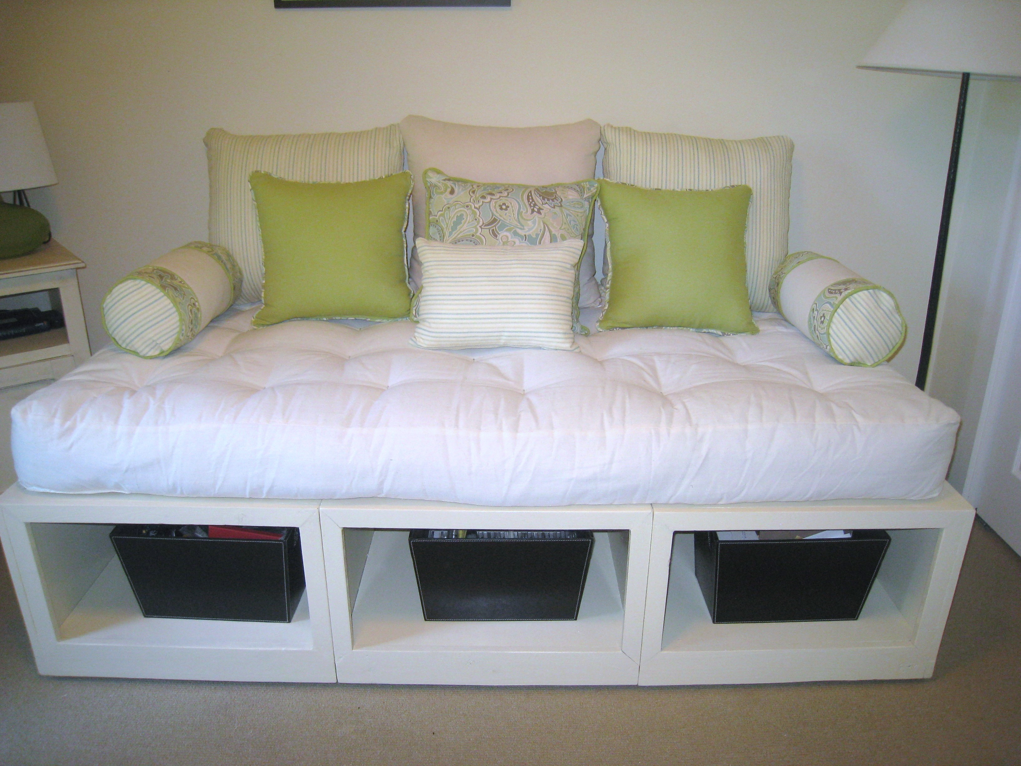 Picture of: Storage Day Bed Ana White