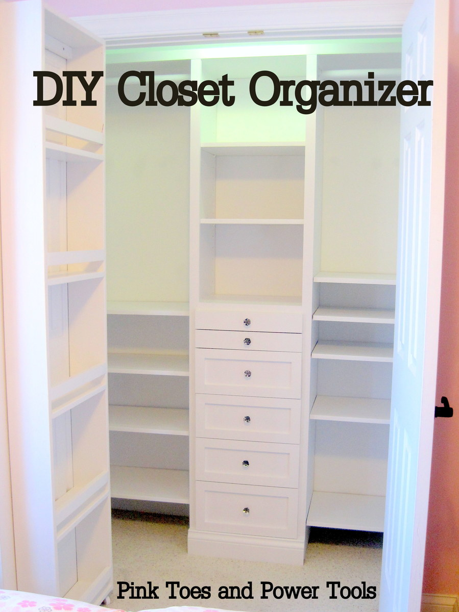 Do It Yourself Closet Organizers