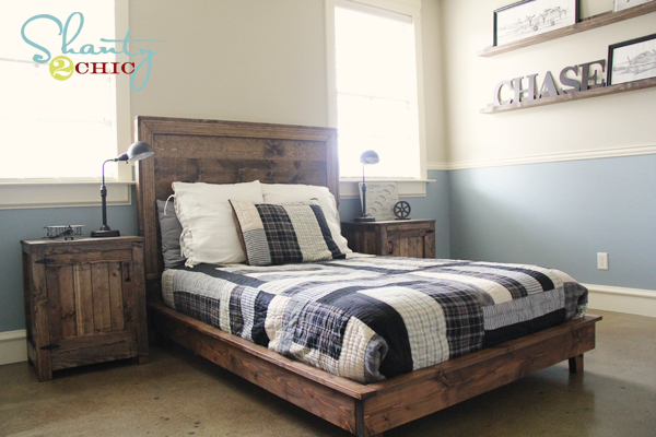 Epic Kentwood Nightstands or End Tables