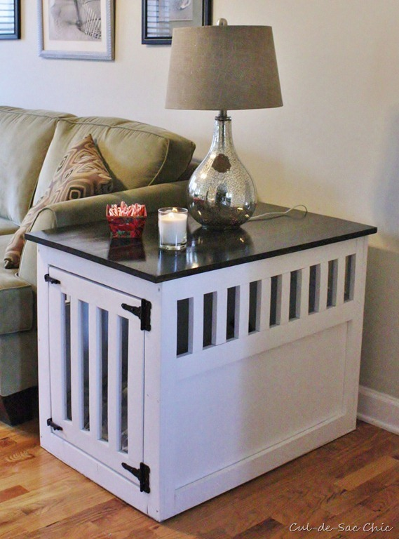 Ana White | Dog Kennel Coffee Table - DIY Projects