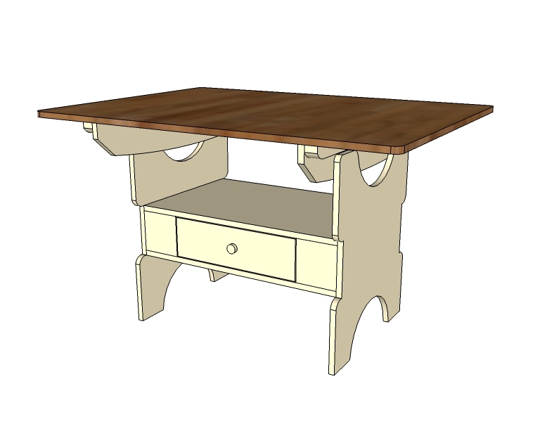 Dining Table Free Dining Table Building Plans