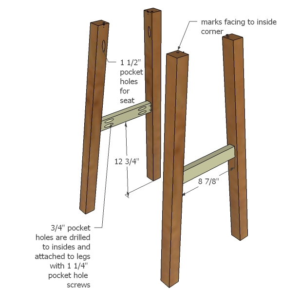 Woodworking Plywood bar stools plans Plans PDF Download Free basic ...