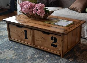 Wanna Know Why This Coffee Table Is Called The 20 Second Tidy Up Watch