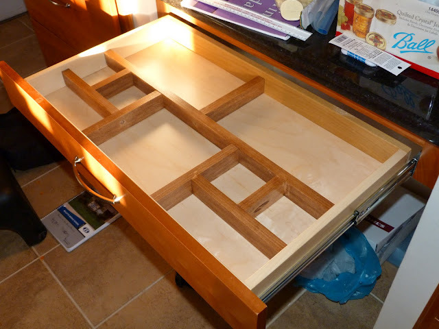 Ana White Drawer Divider Diy Projects