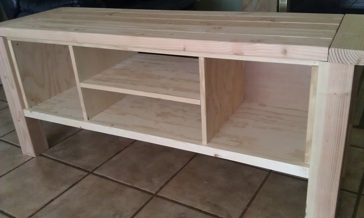 Diy How To Build Entertainment Center Plans Free