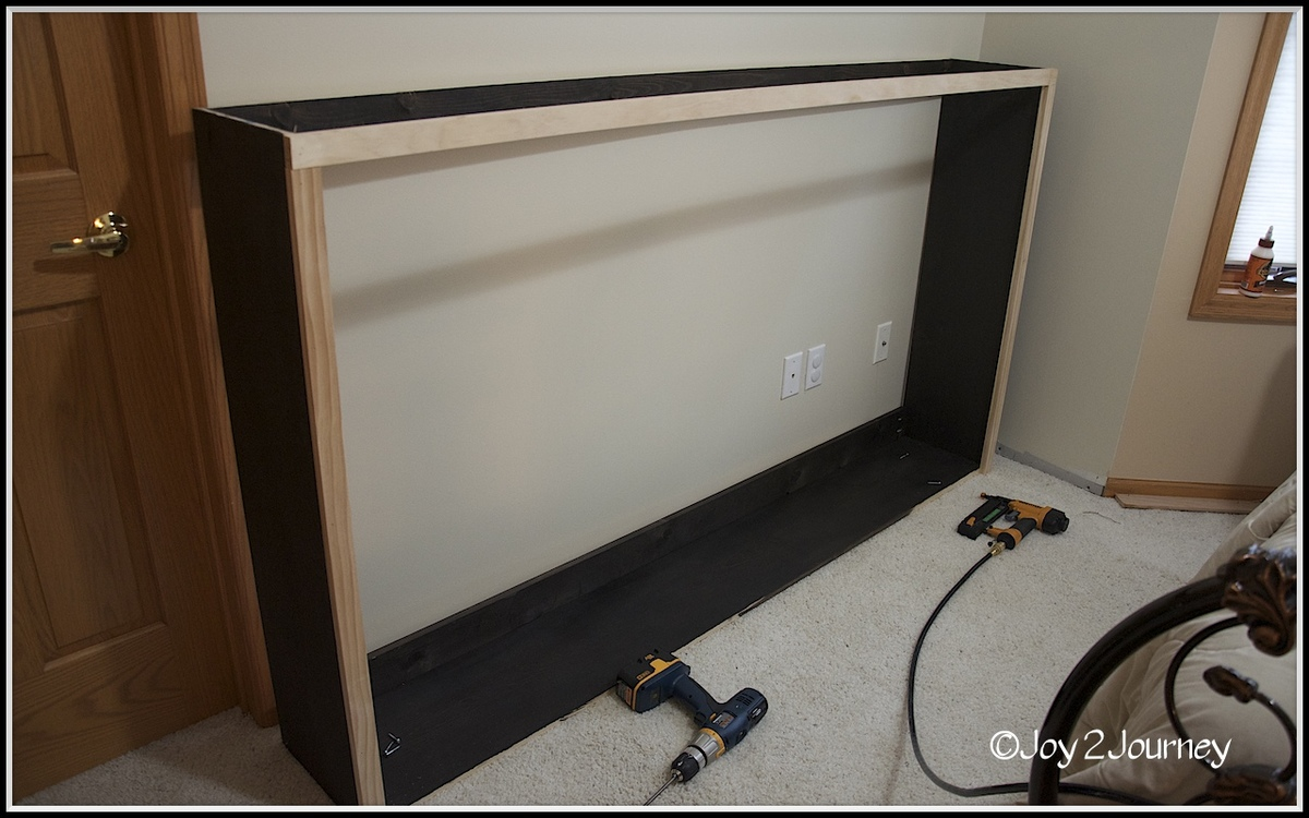 simple murphy bed plans