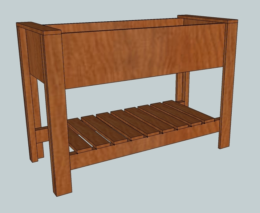 Plans For A Vegetable Planter Box