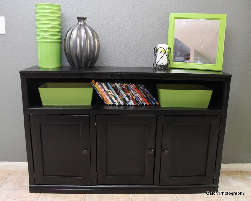 how to build a media center furniture