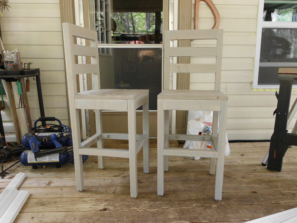 Ana White Bar Stool Diy Projects