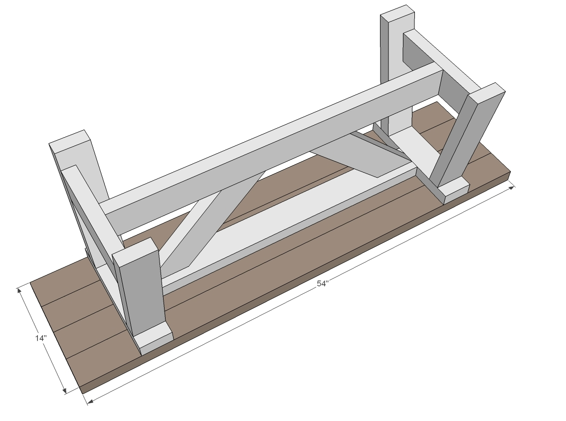 Spaces for Woodworking: This is Kreg jig bench plans