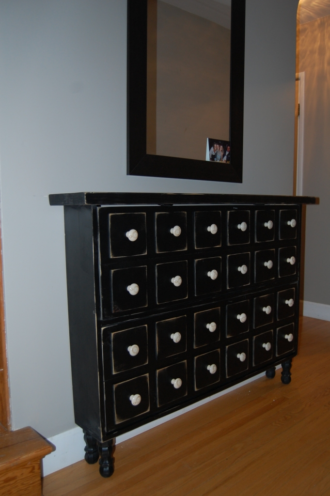 Ana White Apothecary Shoe Dresser Diy Projects