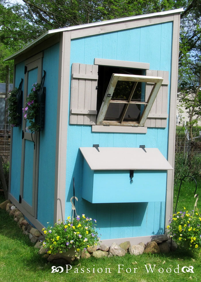 cute diy chicken coop guide tutor