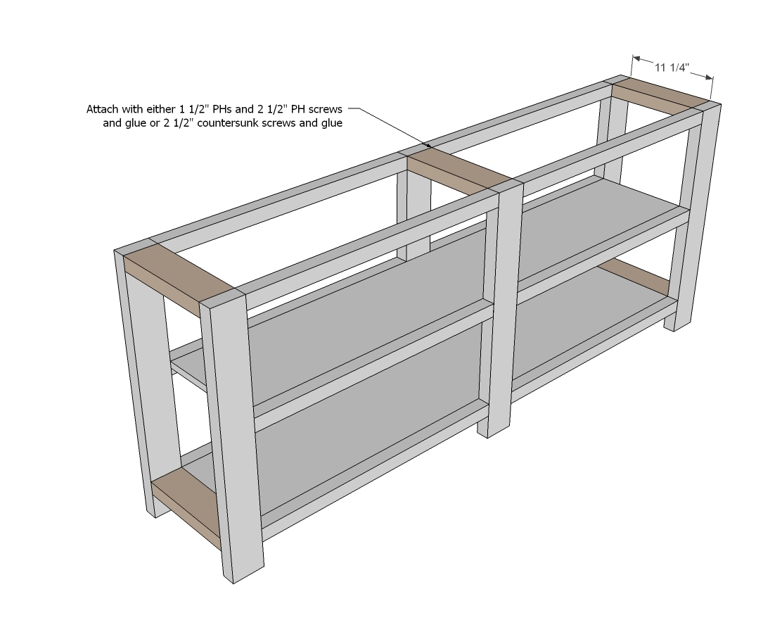 Download Shelf Plans 2x4 Plans Free