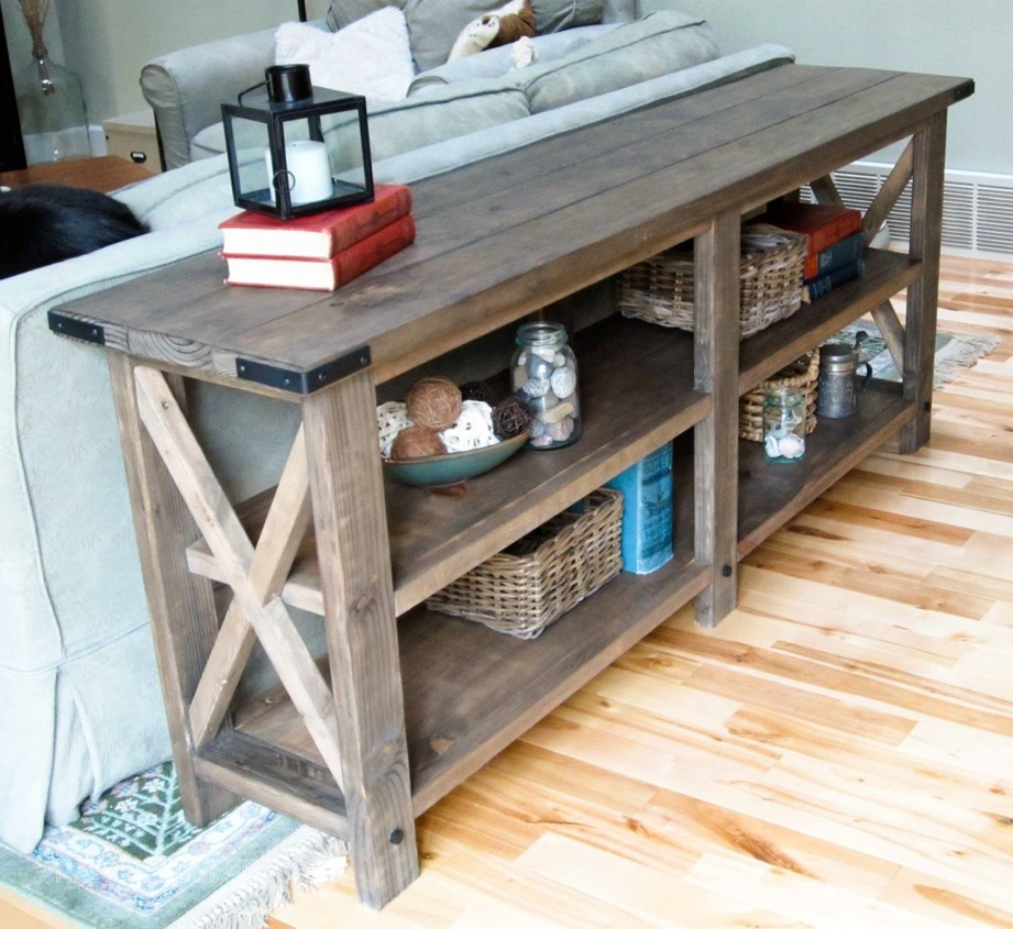 Rustic X Coffee Table. Ana White   Rustic X Coffee Table   DIY Projects