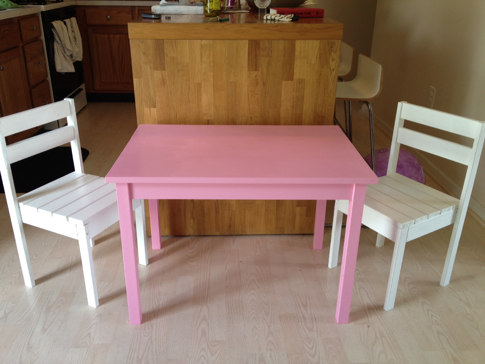 Table For The Little One Ana White
