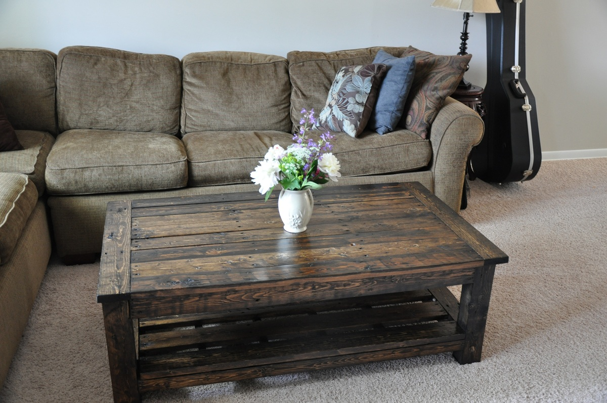 Tryde Coffee Table | Do It Yourself Home Projects from Ana White