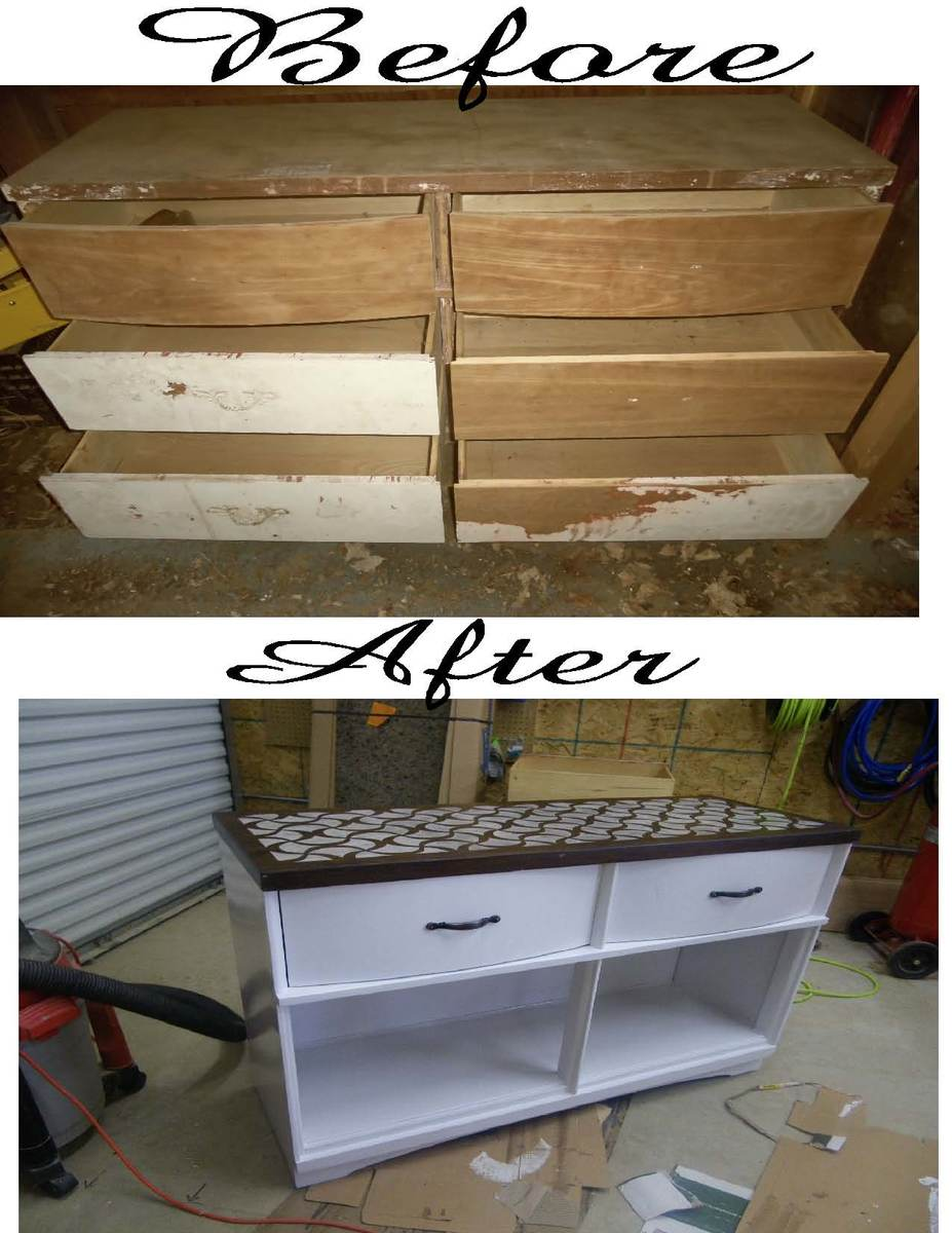 chalk paint furniture diyChalk Paint Dresser DIY  The Happy Housewife  Home Management