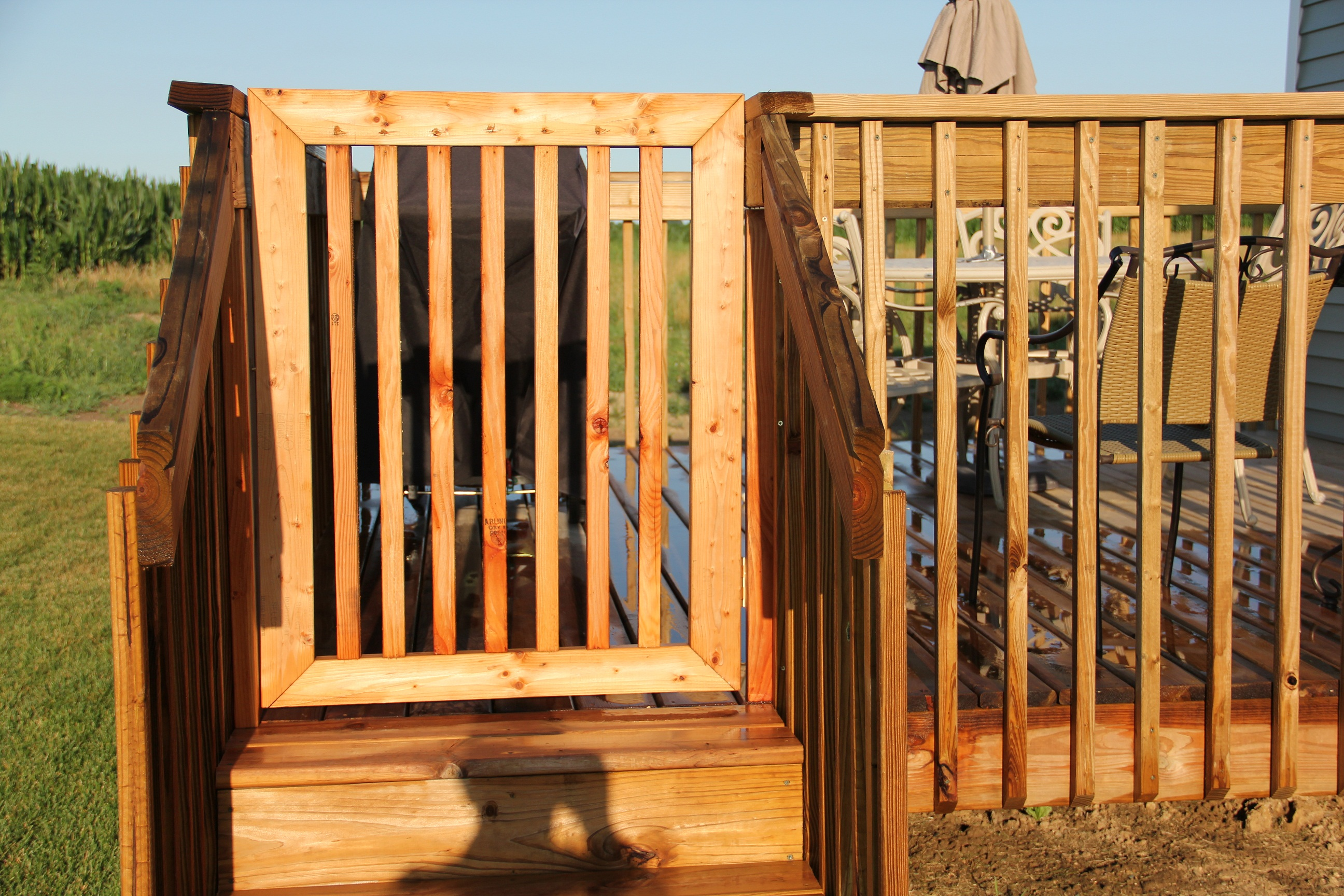 Woodwork How To Build Wood Deck Gate Pdf Plans
