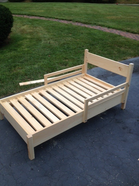 Plans To Build Toddler Beds Plans PDF Plans