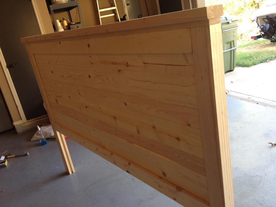 Download make wood headboard plans free for How to make a headboard