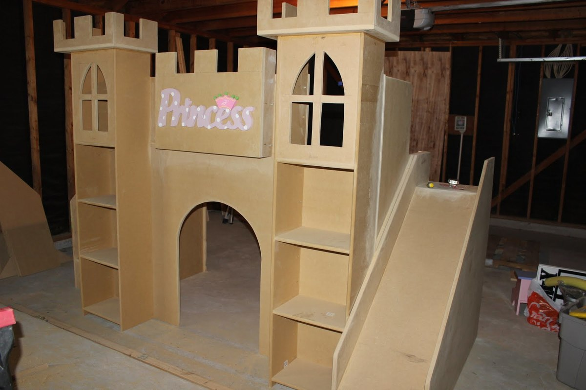 Triple Doll Bunk Bed | Do It Yourself Home Projects from Ana White