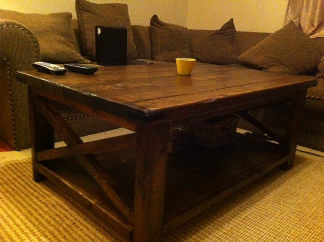 Outstanding Rustic Coffee Table Plans 640 x 478 · 127 kB · jpeg