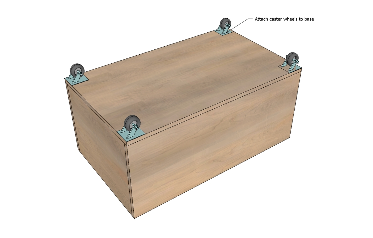 plywood chest plans