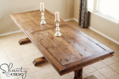farm table free plans 3