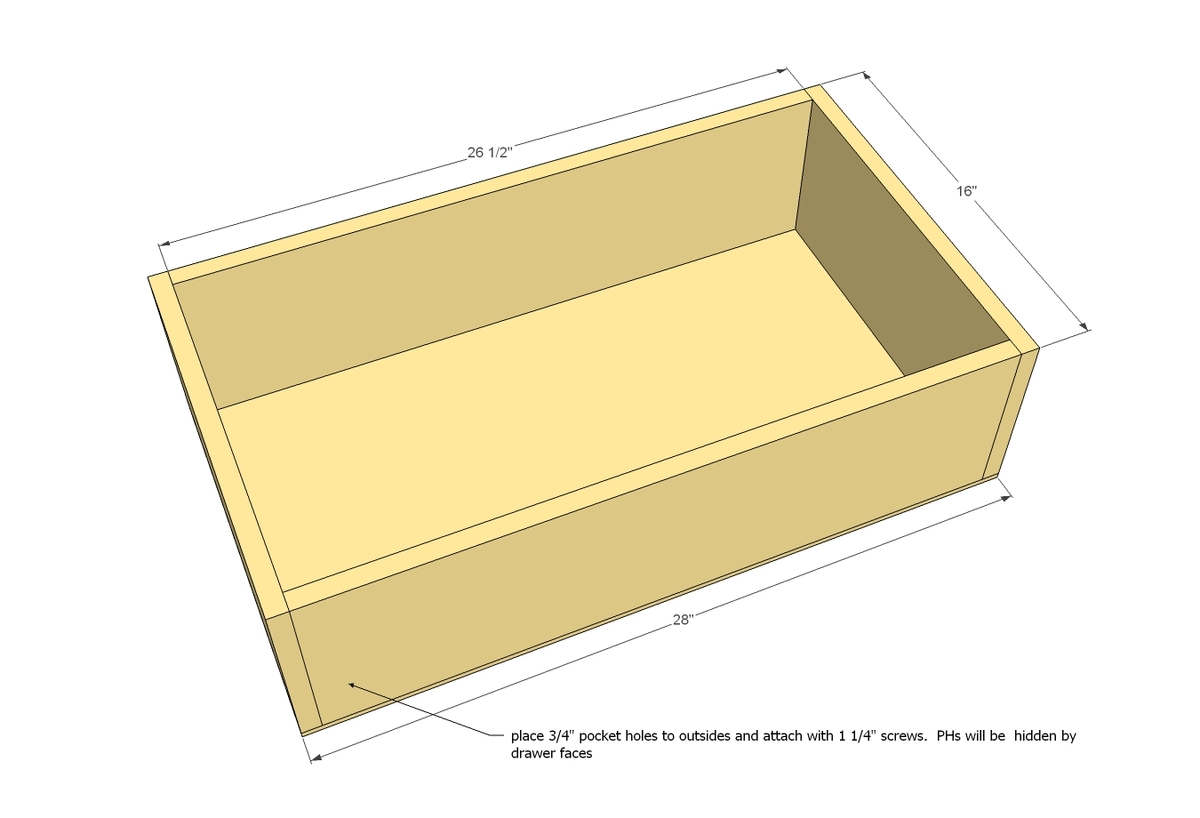 Dan S Project Detail Easy Wood Box Plans