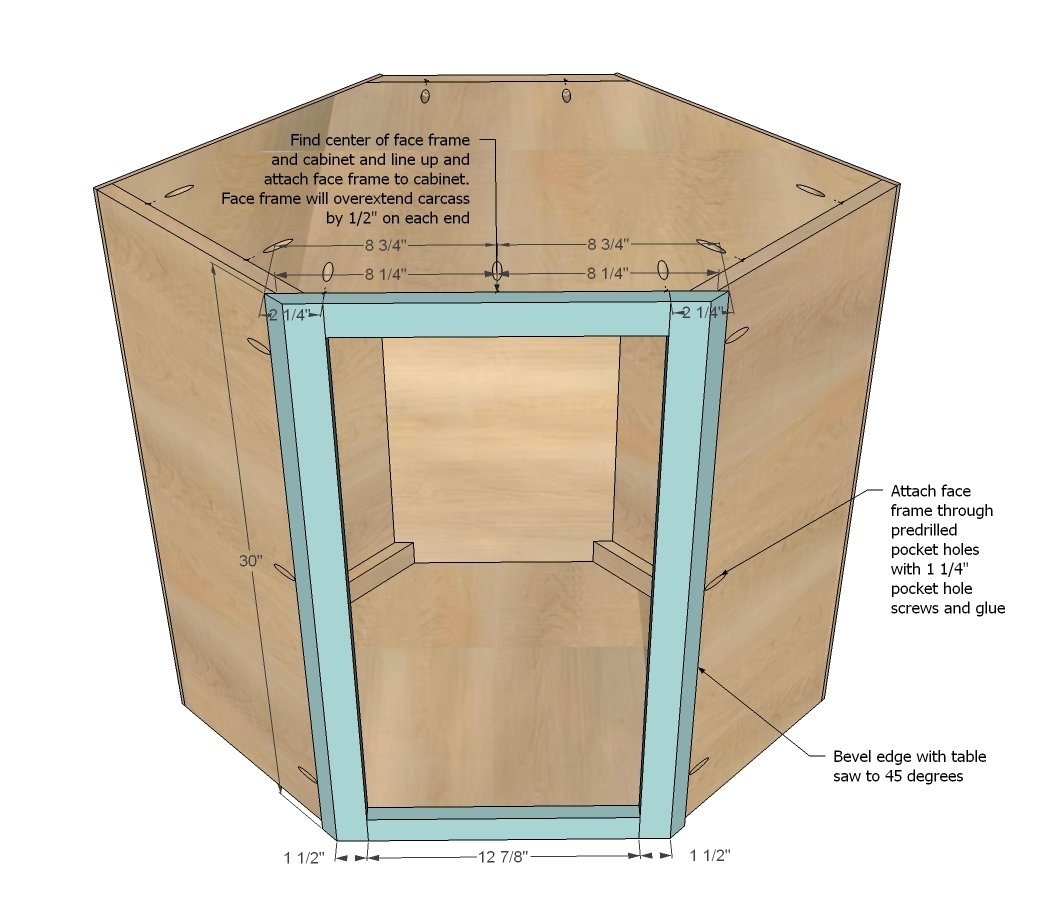 How To Make A Corner Cabinet