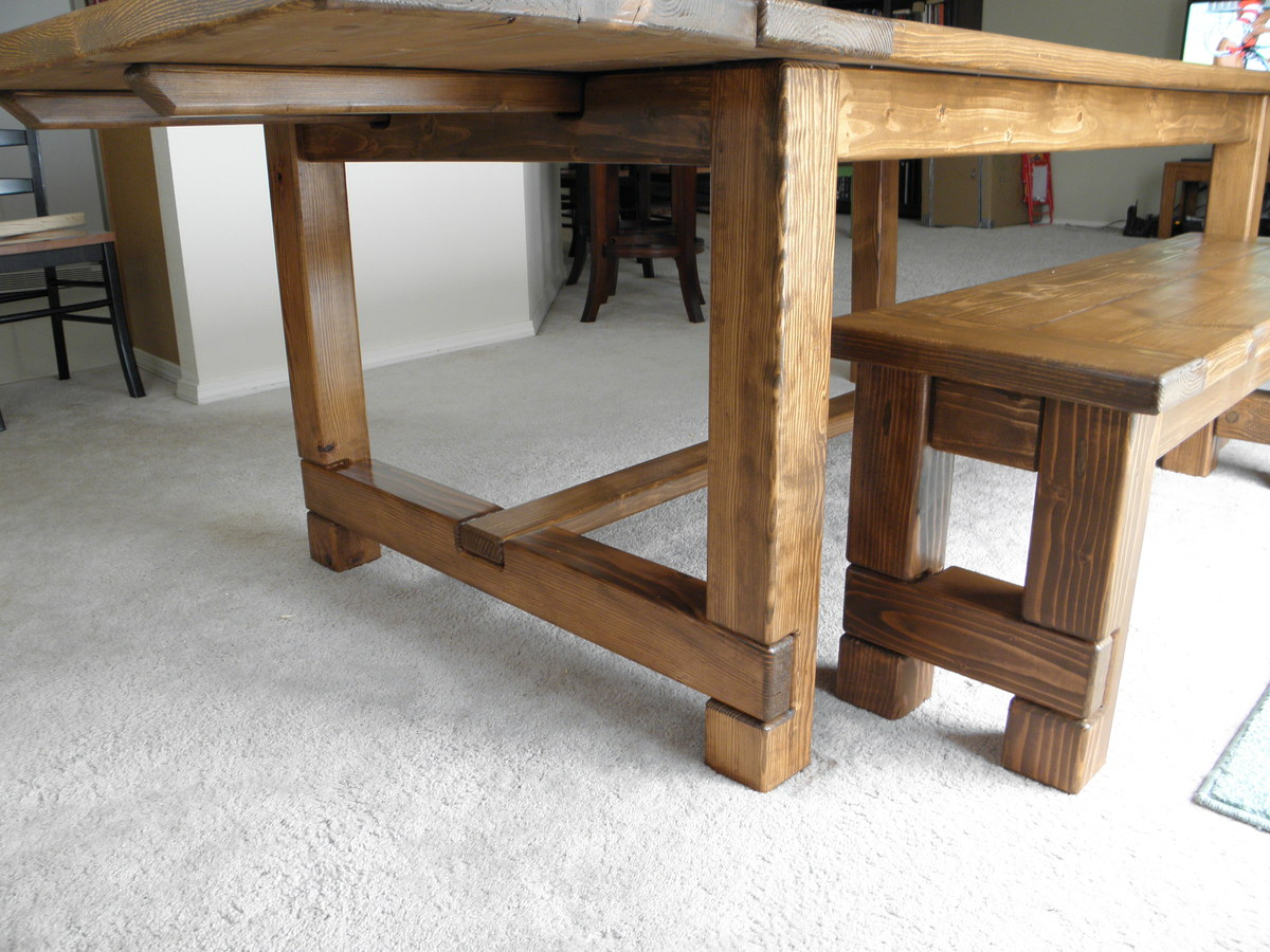 PDF DIY Farmhouse Table Plans With Extensions Download  : 31548216041360051895 from antiqueroses.org size 3968 x 2976 jpeg 2767kB