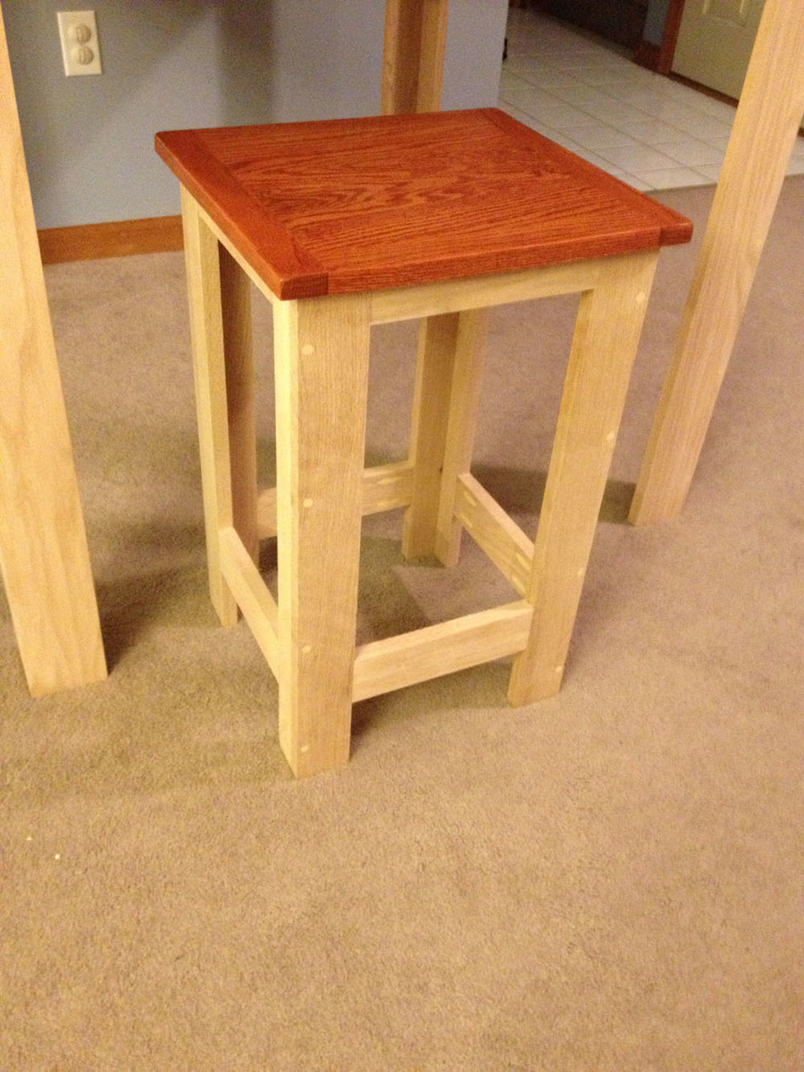 Plans To Build A Bar Table