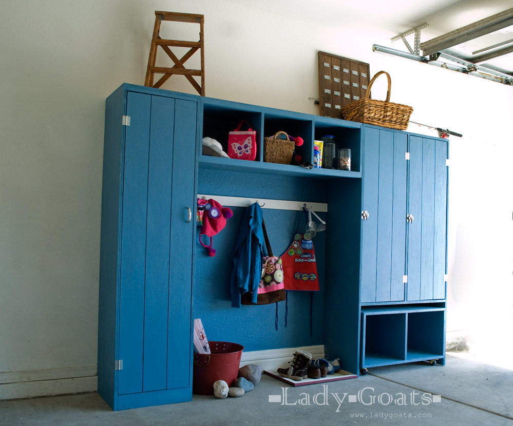 Project Roundup: Mudroom Solutions | Ana White Woodworking Projects