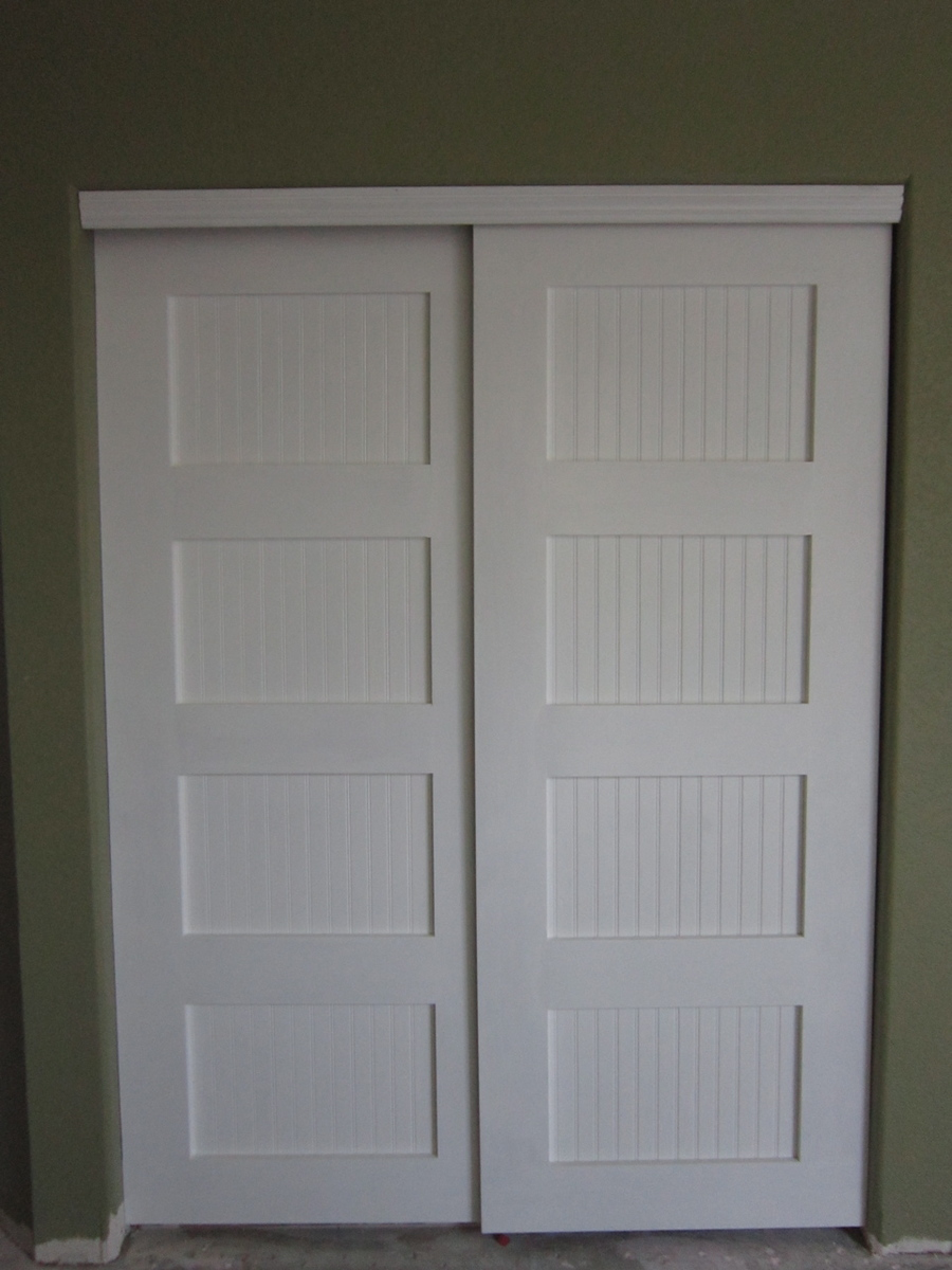 Picture of: Bypass Closet Doors Ana White