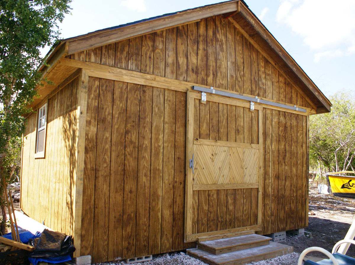 Stas get loafing shed plans online for Outbuilding designs