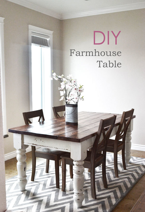 Ana White | Build a Husky Farmhouse Table | Free and Easy DIY ...