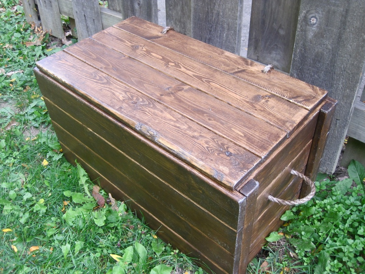 build a toy chest kit | Easy Woodworking Plans