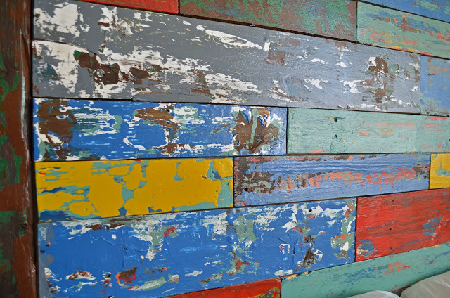 Ana White Reclaimed Boat Wood Finish Diy Projects